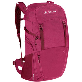 VAUDE Skomer Tour 36+ Rucksack Damen crimson red